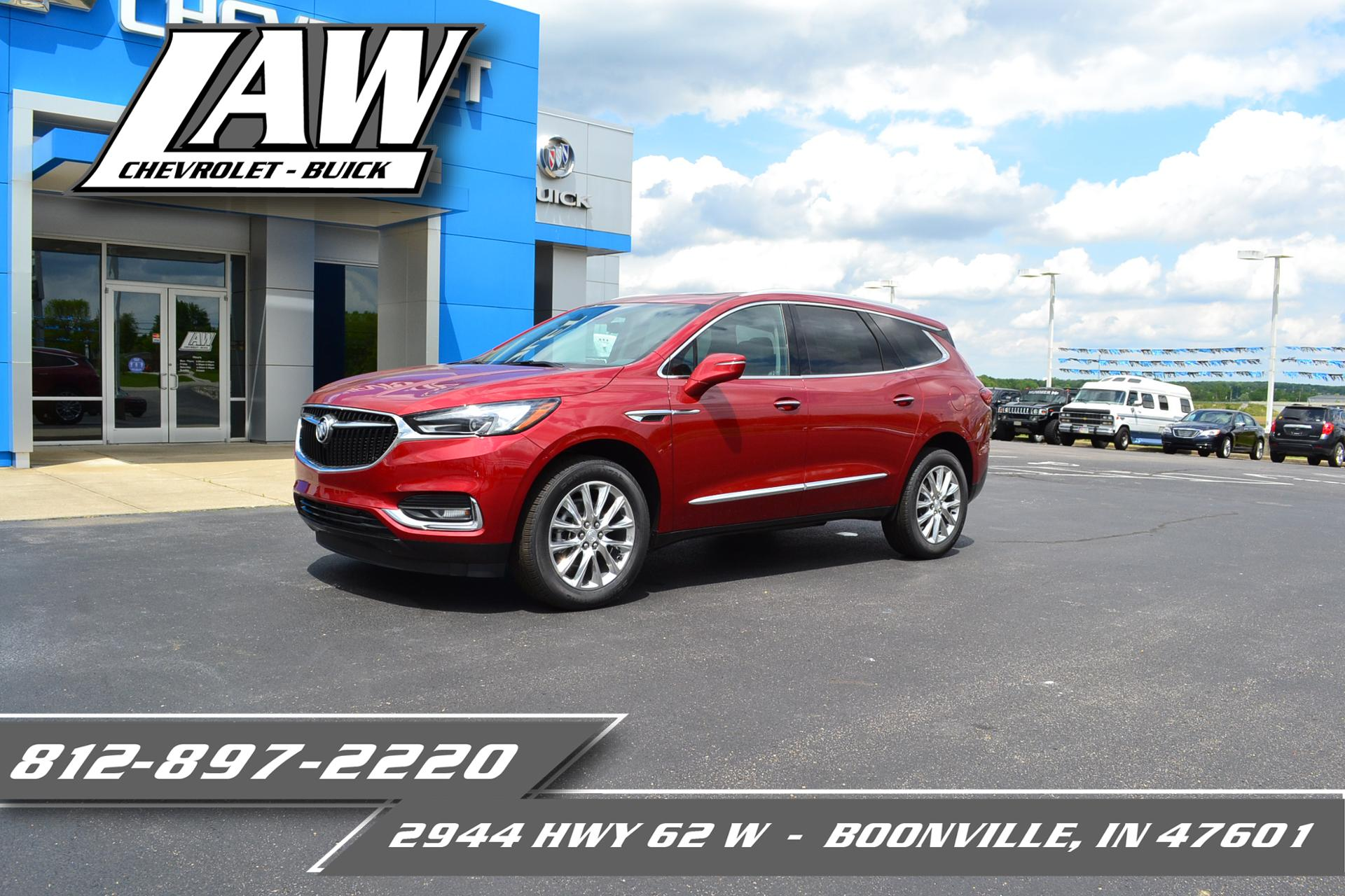 2021 Buick Enclave Vehicle Photo in Boonville, IN 47601