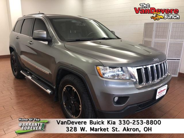 2012 Jeep Grand Cherokee Vehicle Photo in AKRON, OH 44303-2185