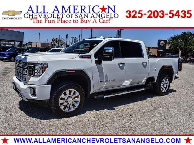 2020 GMC Sierra 2500HD Vehicle Photo in SAN ANGELO, TX 76903-5798