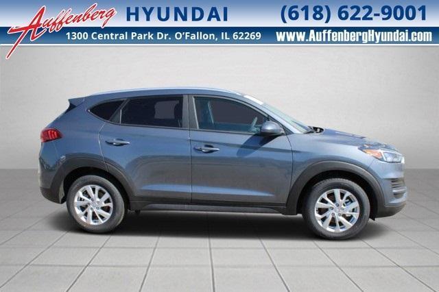 2021 Hyundai Tucson Vehicle Photo in O'Fallon, IL 62269