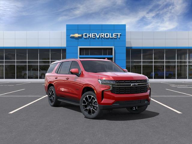 2021 Chevrolet Tahoe Vehicle Photo in ELLWOOD CITY, PA 16117-1939
