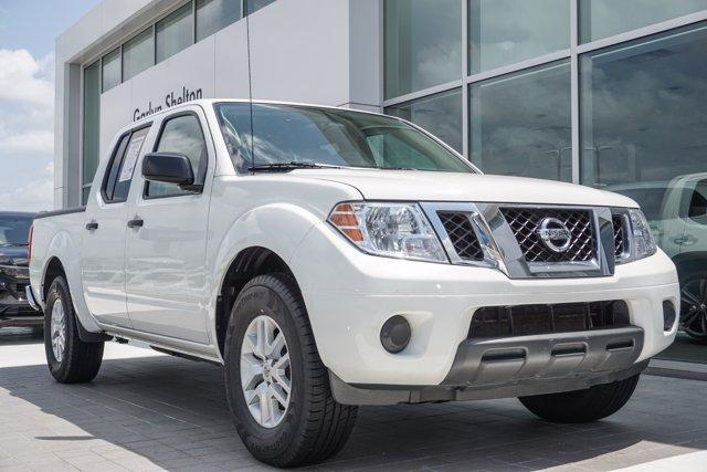 2019 Nissan Frontier Vehicle Photo in TEMPLE, TX 76504-3447