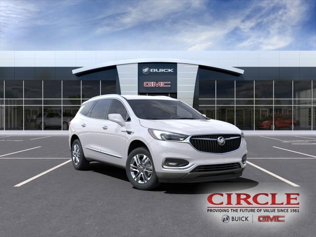 2021 Buick Enclave Vehicle Photo in HIGHLAND, IN 46322-2603