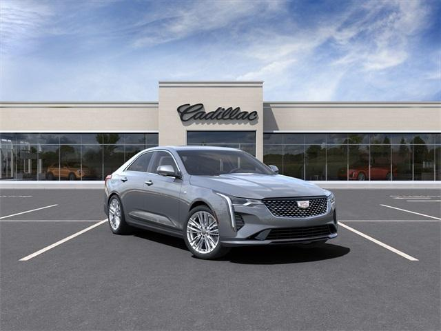 2021 Cadillac CT4 Vehicle Photo in Beachwood, OH 44122