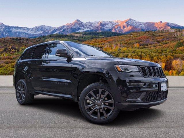 2018 Jeep Grand Cherokee Vehicle Photo in Colorado Springs, CO 80905