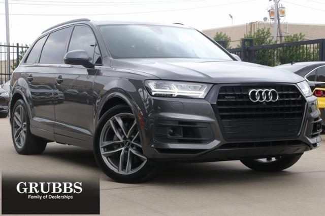 2018 Audi Q7 Vehicle Photo in Grapevine, TX 76051