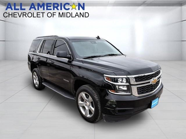 2018 Chevrolet Tahoe Vehicle Photo in Midland, TX 79703