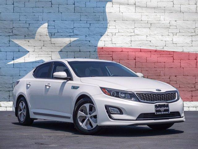 2016 Kia Optima Hybrid Vehicle Photo in Temple, TX 76502