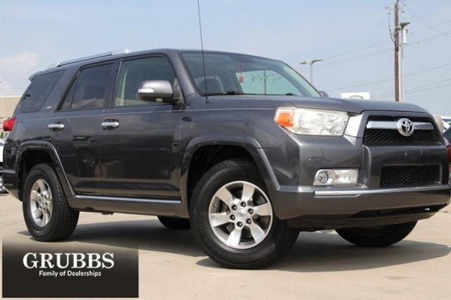 2012 Toyota 4Runner Vehicle Photo in Grapevine, TX 76051