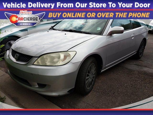 2005 Honda Civic Coupe Vehicle Photo in Colorado Springs, CO 80905