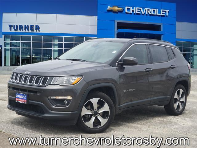 2018 Jeep Compass Vehicle Photo in CROSBY, TX 77532-9157