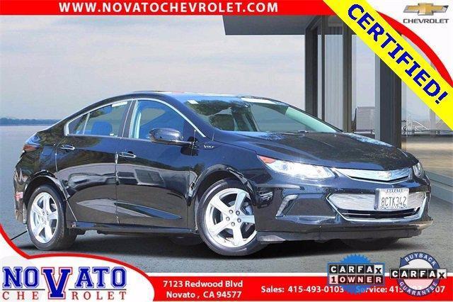 2018 Chevrolet Volt Vehicle Photo in NOVATO, CA 94945-4102