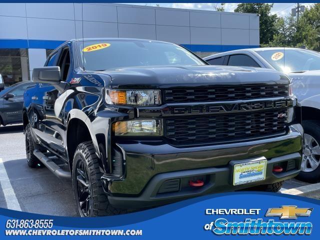 2019 Chevrolet Silverado 1500 Vehicle Photo in SAINT JAMES, NY 11780-3219