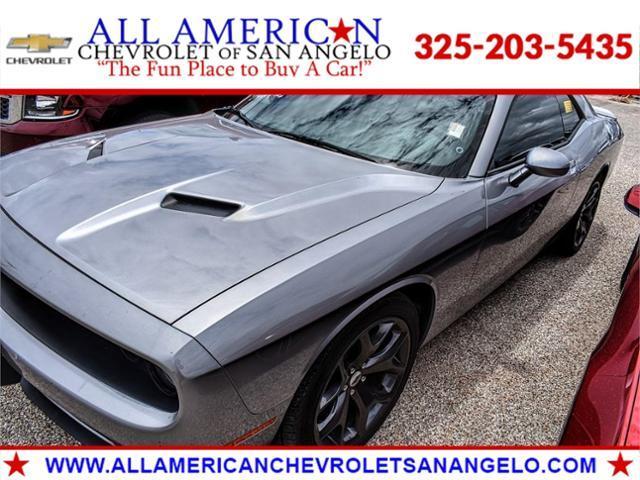 2018 Dodge Challenger Vehicle Photo in SAN ANGELO, TX 76903-5798