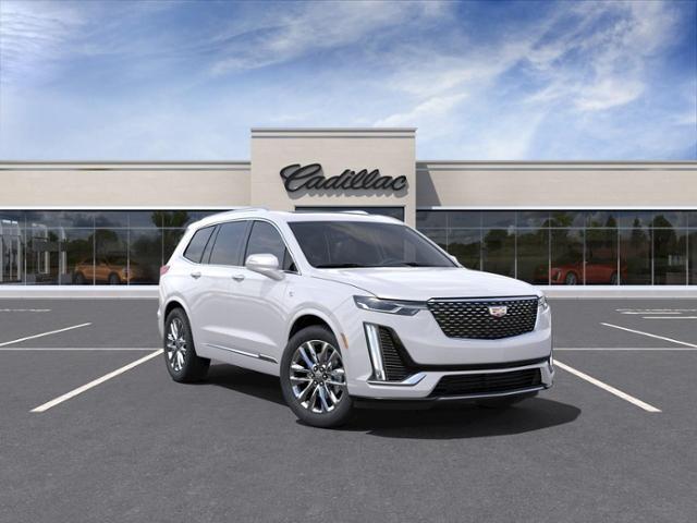 2021 Cadillac XT6 Vehicle Photo in NEENAH, WI 54956-2243