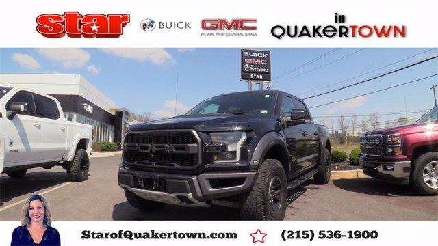 2017 Ford F-150 Vehicle Photo in QUAKERTOWN, PA 18951-2312