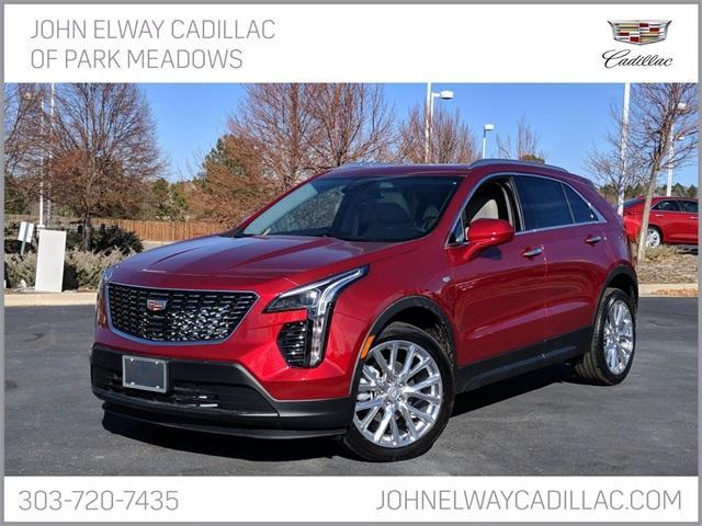 2021 Cadillac XT4 Vehicle Photo in Lone Tree, CO 80124
