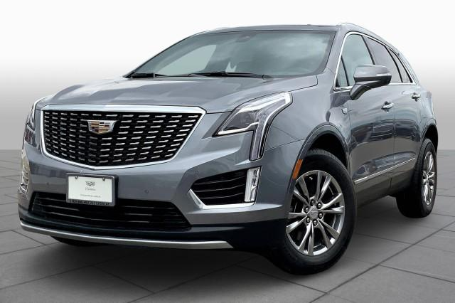 2021 Cadillac XT5 Vehicle Photo in Houston, TX 77074