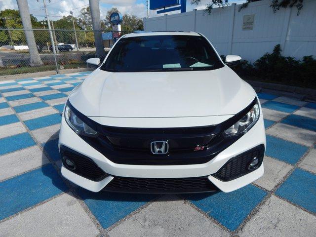 2019 Honda Civic Si Sedan Vehicle Photo in Bradenton, FL 34207