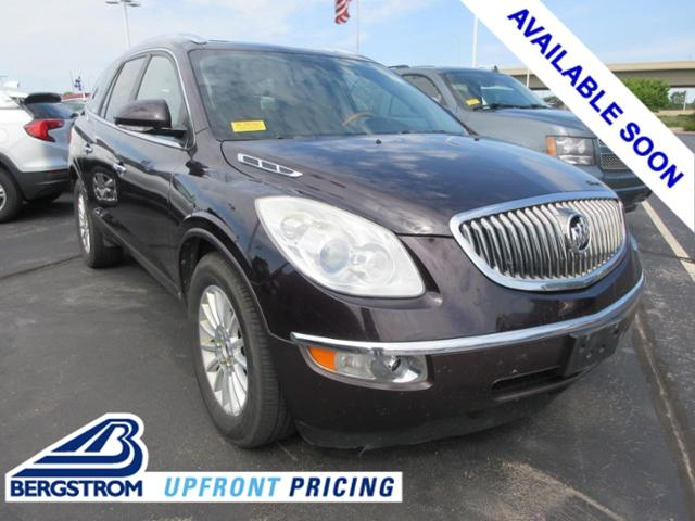 2009 Buick Enclave Vehicle Photo in GREEN BAY, WI 54303-3330