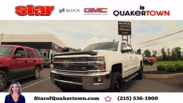 2015 Chevrolet Silverado 2500HD Built After Aug 14 Vehicle Photo in QUAKERTOWN, PA 18951-2312