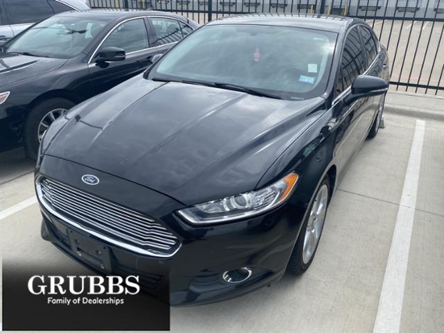 2015 Ford Fusion Vehicle Photo in Grapevine, TX 76051