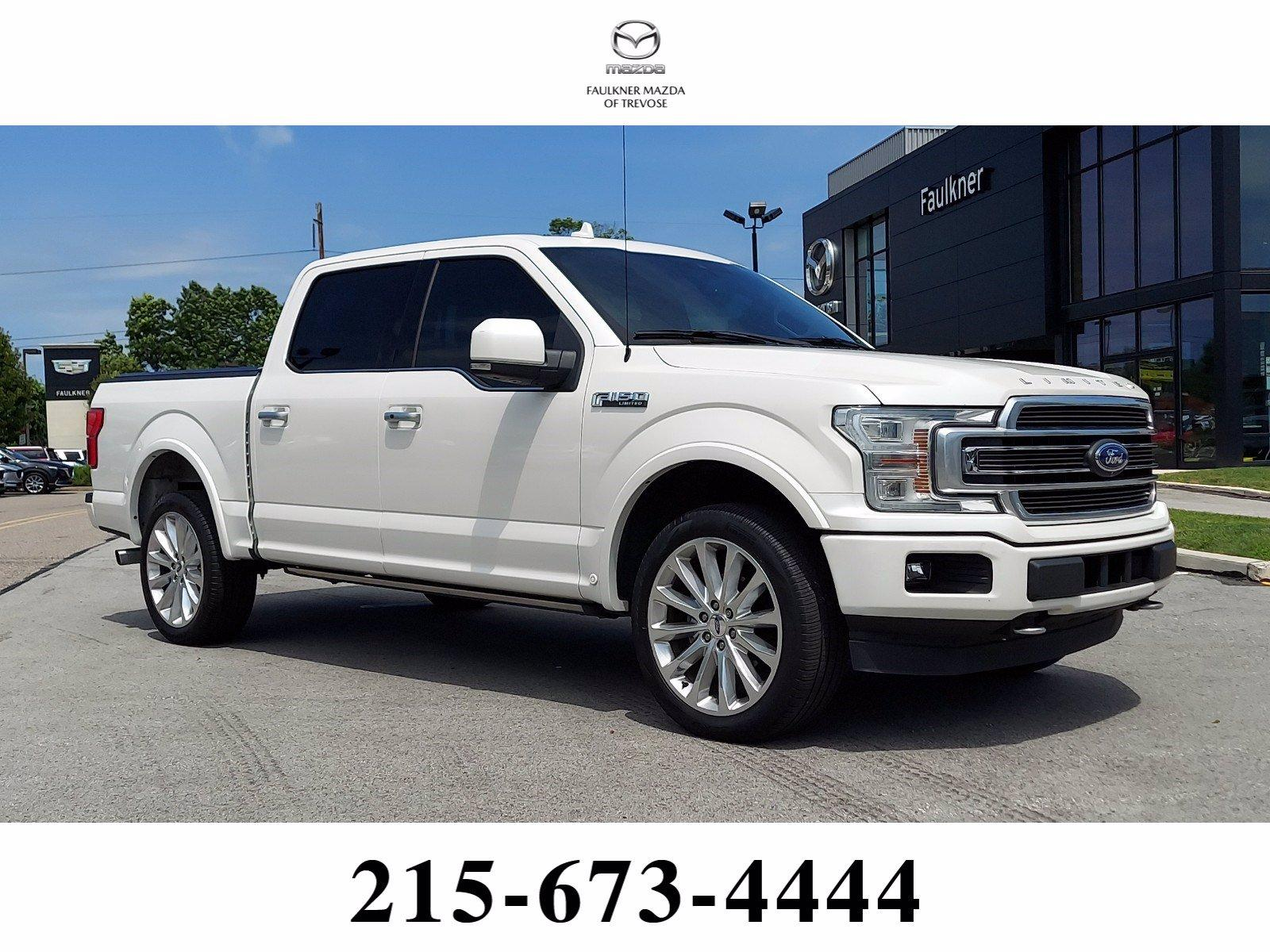 2018 Ford F-150 Vehicle Photo in Trevose, PA 19053