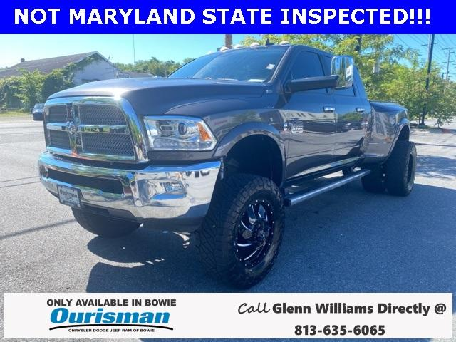 2017 Ram 3500 Vehicle Photo in Bowie, MD 20716