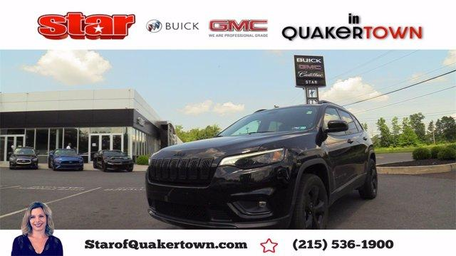 2020 Jeep Cherokee Vehicle Photo in QUAKERTOWN, PA 18951-2312
