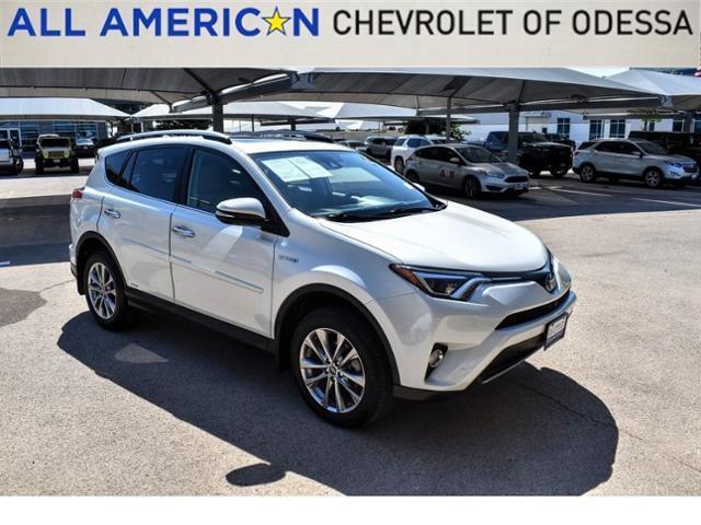 2018 Toyota RAV4 Vehicle Photo in Odessa, TX 79762