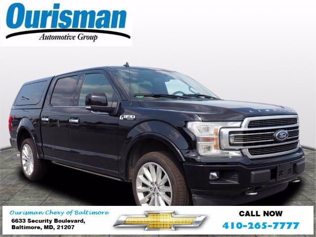 2018 Ford F-150 Vehicle Photo in BALTIMORE, MD 21207-4000