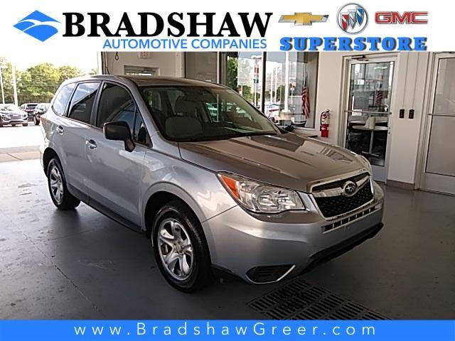 2014 Subaru Forester Vehicle Photo in GREER, SC 29651-1559