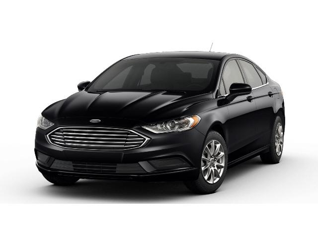 2017 Ford Fusion Vehicle Photo in Green Bay, WI 54304
