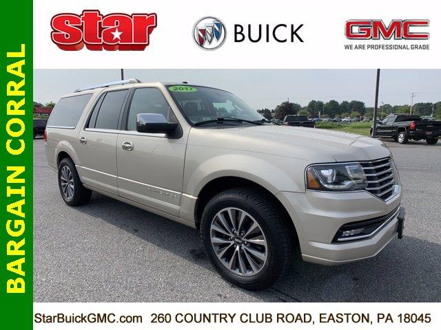 2017 LINCOLN Navigator L Vehicle Photo in EASTON, PA 18045-2341