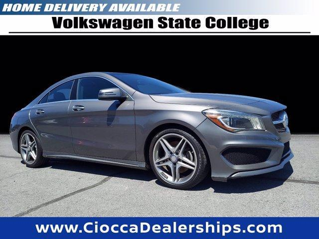 2015 Mercedes-Benz CLA-Class Vehicle Photo in State College, PA 16801