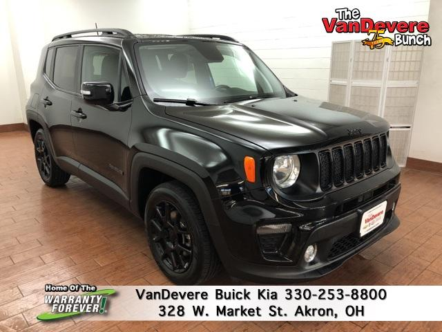2019 Jeep Renegade Vehicle Photo in AKRON, OH 44303-2185