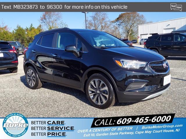 2021 Buick Encore Vehicle Photo in CAPE MAY COURT HOUSE, NJ 08210-2432