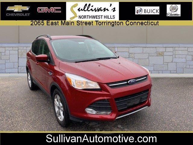 2016 Ford Escape Vehicle Photo in TORRINGTON, CT 06790-3111