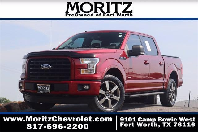2016 Ford F-150 Vehicle Photo in Fort Worth, TX 76116