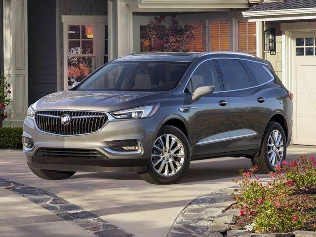 2021 Buick Enclave Vehicle Photo in Miles City, MT 59301-5791