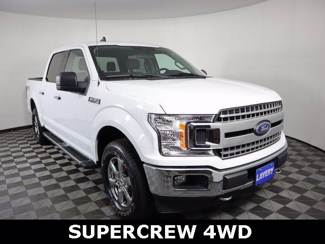 2019 Ford F-150 Vehicle Photo in ALLIANCE, OH 44601-4622