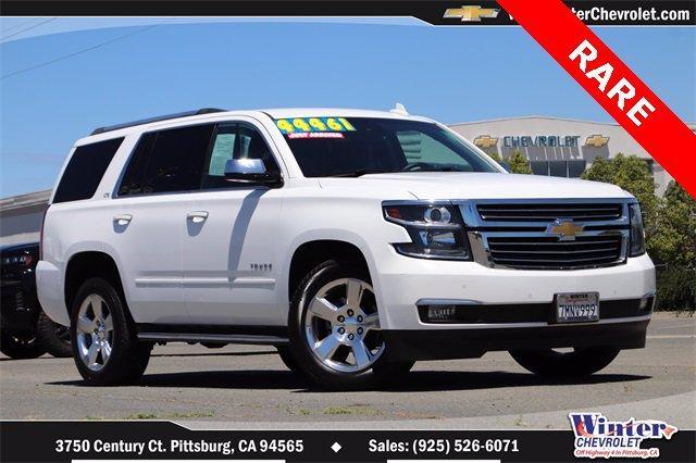 2016 Chevrolet Tahoe Vehicle Photo in PITTSBURG, CA 94565-7121