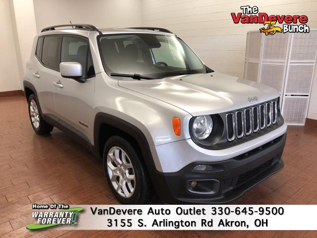2016 Jeep Renegade Vehicle Photo in Akron, OH 44312
