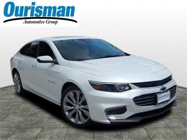 2018 Chevrolet Malibu Vehicle Photo in BOWIE, MD 20716-3617