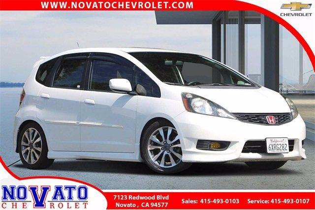 2013 Honda Fit Vehicle Photo in NOVATO, CA 94945-4102