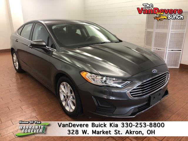 2019 Ford Fusion Vehicle Photo in AKRON, OH 44303-2185