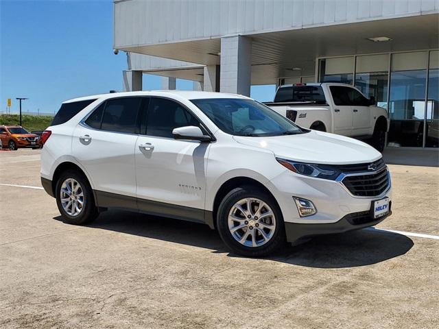 2018 Chevrolet Equinox Vehicle Photo in Fort Worth, TX 76116