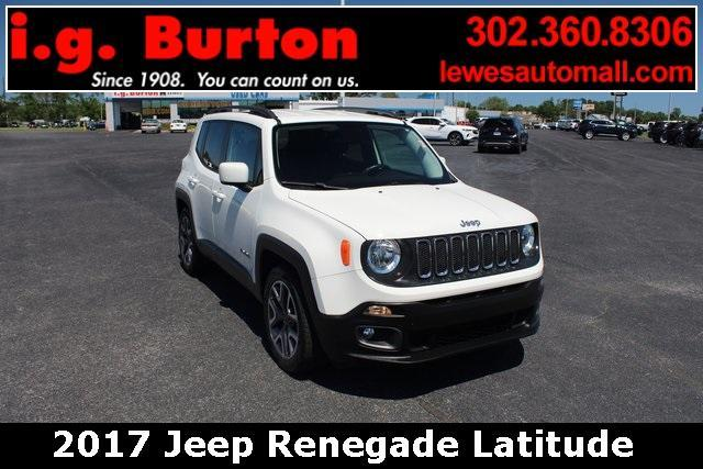 2017 Jeep Renegade Vehicle Photo in Lewes, DE 19958
