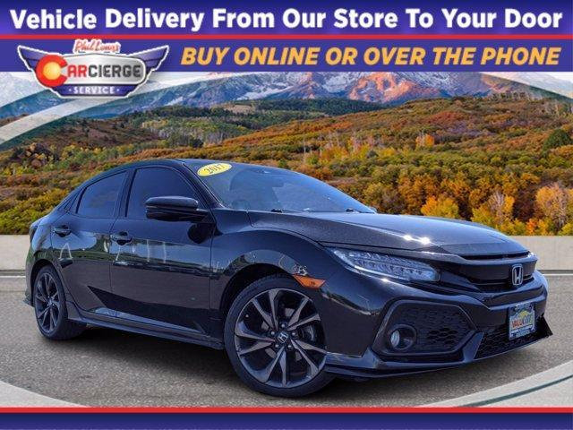 2017 Honda Civic Hatchback Vehicle Photo in Colorado Springs, CO 80905