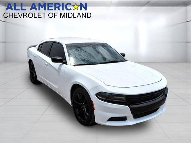 2018 Dodge Charger Vehicle Photo in MIDLAND, TX 79703-7718